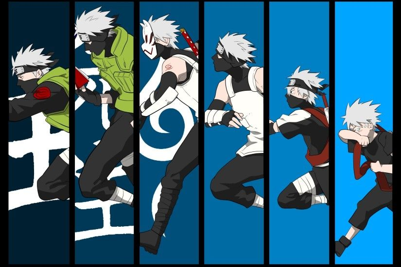 The Life of Kakashi Hatake: Naruto Vector by animereviewguy.deviantart.com  on @