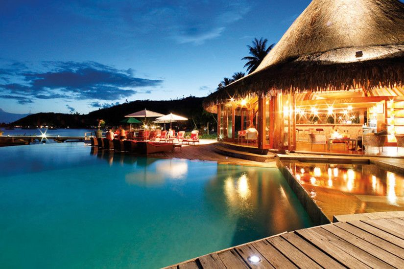 Sofitel Bora Bora Marara Beach Resort. | Grey Investment Group - Samoa's  most established family investment group