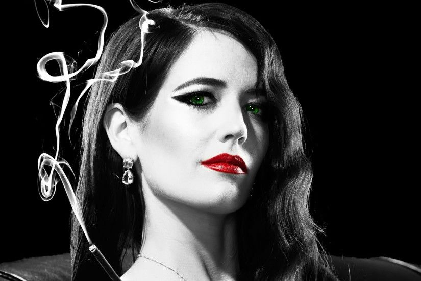 Free Full HD Wallpapers - eva green in sin city 2 wide is one of .
