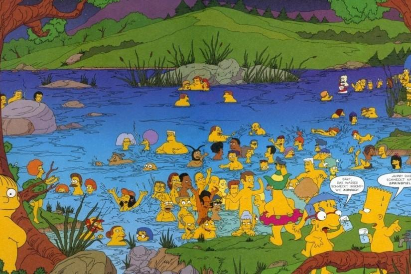 <b>The Simpsons wallpapers Simpsons</b> Crazy 1920×1200 Imagenes