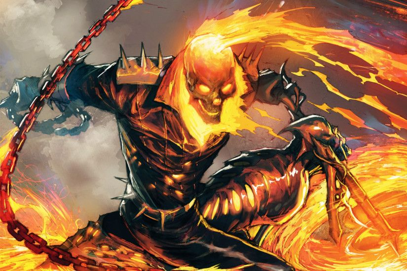 Comics Ghost Rider Marvel