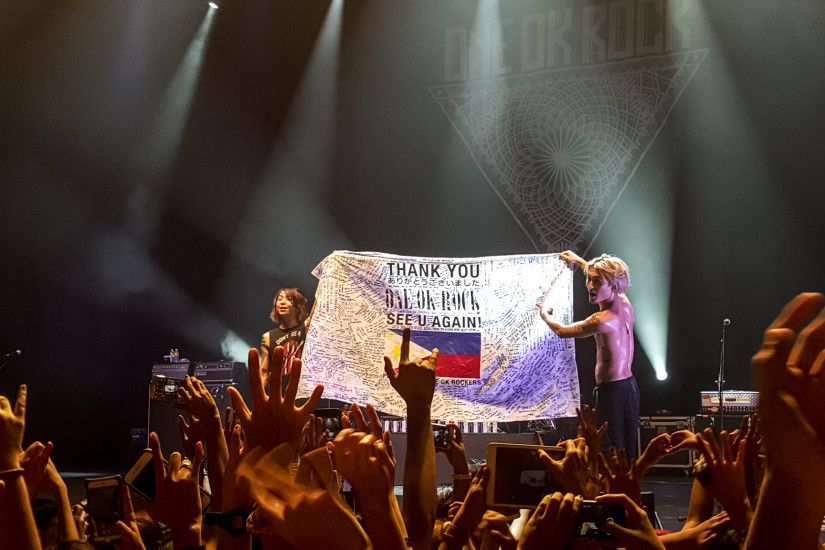 one ok rock live in manila 4
