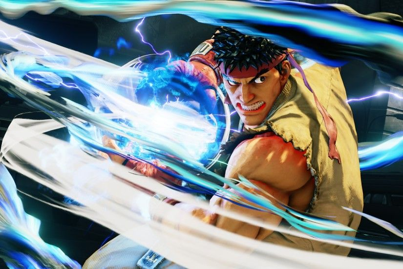 Ultra HD 4K resolutions:3840 x 2160 Original. Description: Download Ryu Street  Fighter 5 Games wallpaper ...