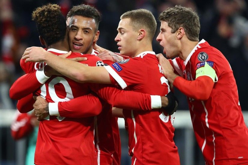 Bayern Munich victory not enough to prevent PSG winning group