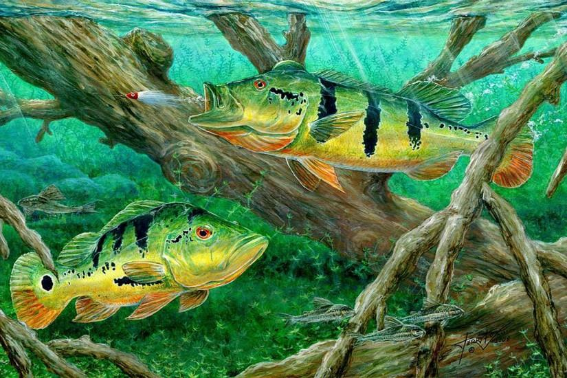 Bass Fishing Wallpaper HD – Wallpapercraft