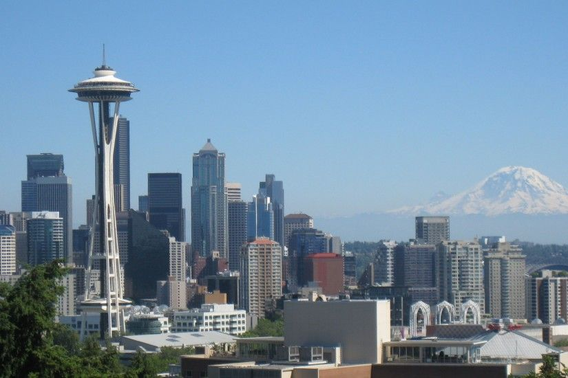 Seattle Wallpaper 20302