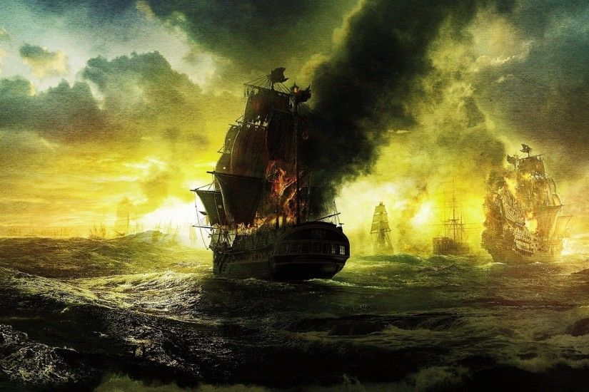 Desktop pirates of the caribbean ship images download