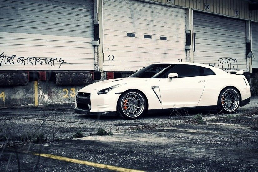nissan gtr r35 wallpapers free download