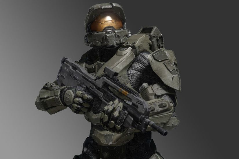 Video Game - Halo 4 Master Chief Halo Bakgrund