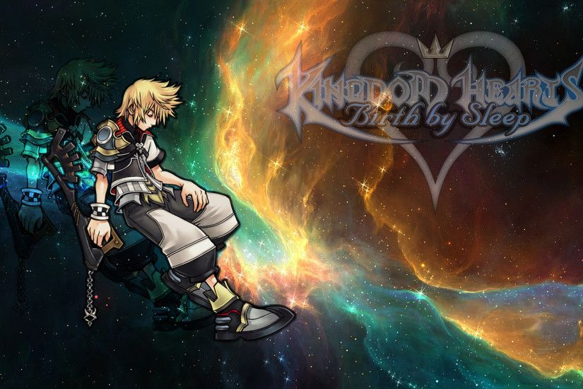 Kingdom hearts wallpaper 1920*1080