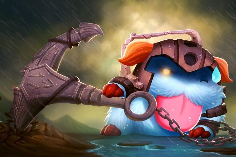 Nautilus Poro wallpaper