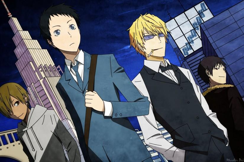 widescreen durarara wallpaper 1920x1200 free download