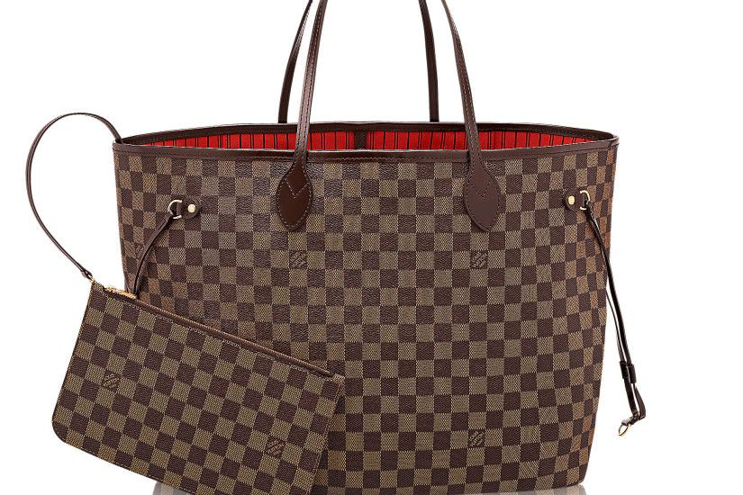Neverfull GM Damier Ebene Canvas in Women's Handbags collections by Louis  Vuitton
