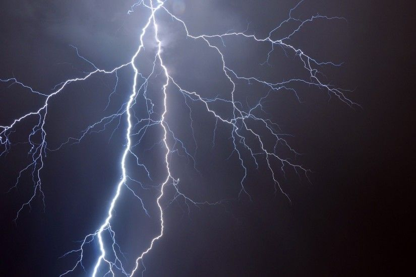 Lightning Bolts Background ...