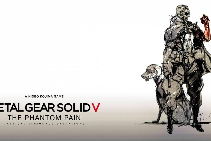 popular metal gear wallpaper 2500x1406 free download