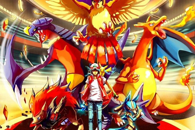 New Pokemon Red Stadium Wallpaper #4661 Wallpaper computer | best .