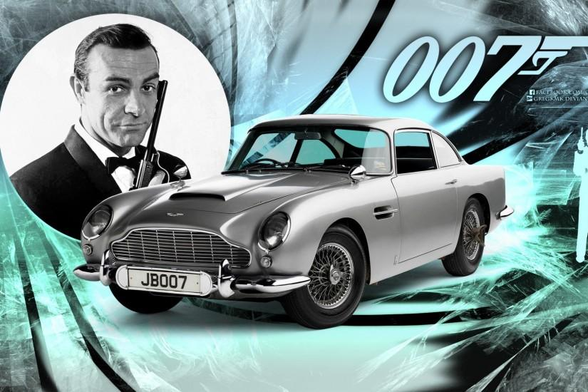 James Bond · HD Wallpaper | Background ID:496577