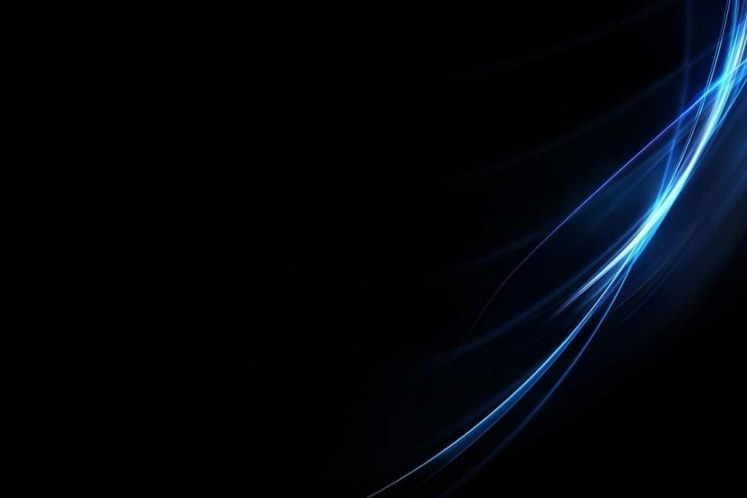Blue abstract black wallpapers desktop 221826 | Black Background and .