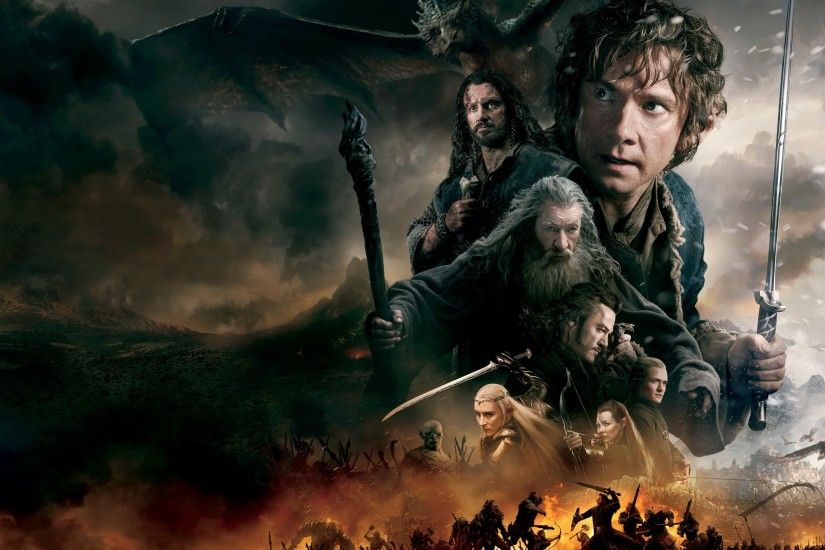 ... The Hobbit: The Battle Of The Five Armies widescreen wallpapers