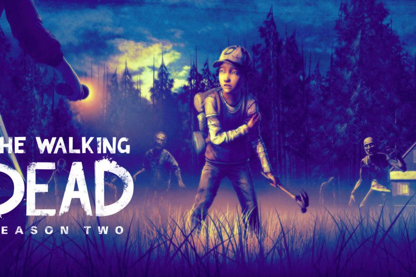 ... The Walking Dead Game S2 Wallpaper - Clementine by pikkupenguin