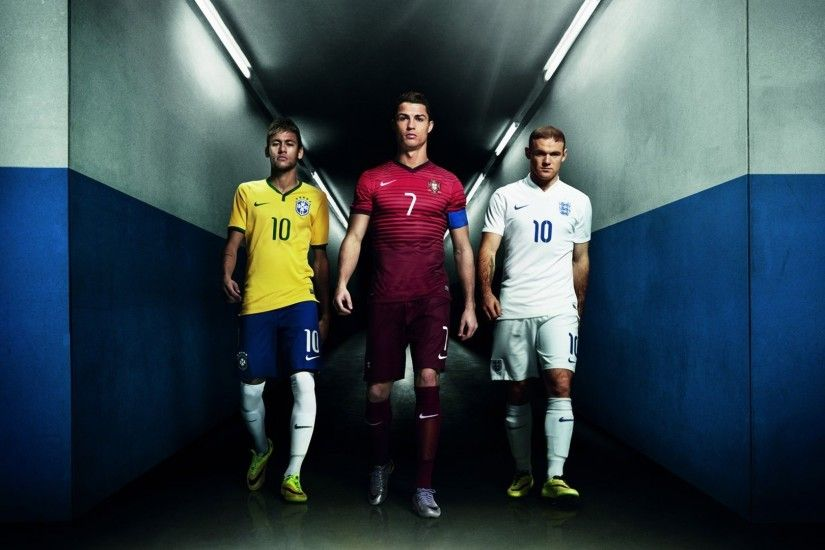 ... Neymar Ronaldo and Rooney Nike Wallpaper Cristiano Ronaldo ...