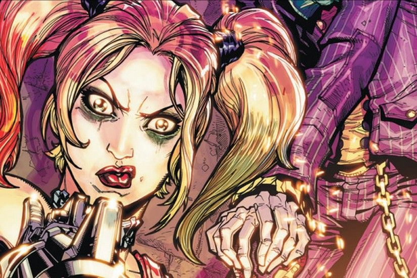 353 Harley Quinn HD Wallpapers | Backgrounds - Wallpaper Abyss - Page 2