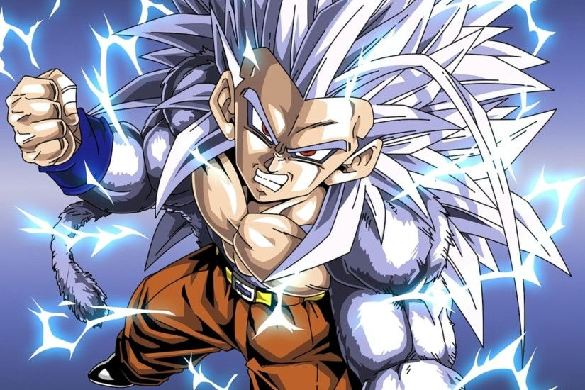 Super Saiyan White Omni-God Goku - Speed Paint (FREE HD Wallpaper .