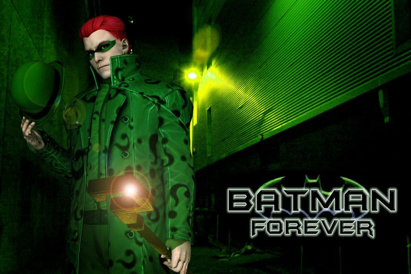 ... XPS - Batman Forever - The Riddler(Jim Carrey) DL by SovietMentality