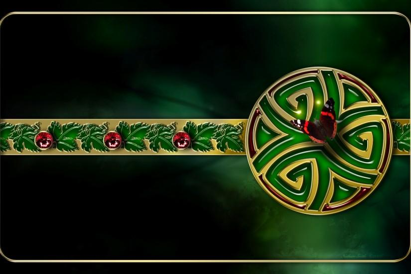 Celtic Christmas Wallpaper 1920x1200 Celtic, Christmas