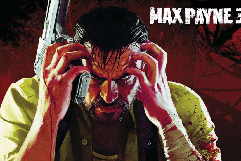 Max Payne 3 Wallpaper 1920x1200