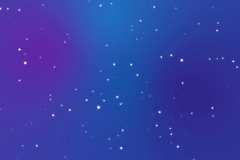 Galaxy night sky animation with shining light particle stars flickering on  purple blue pink gradient background Motion Background - VideoBlocks