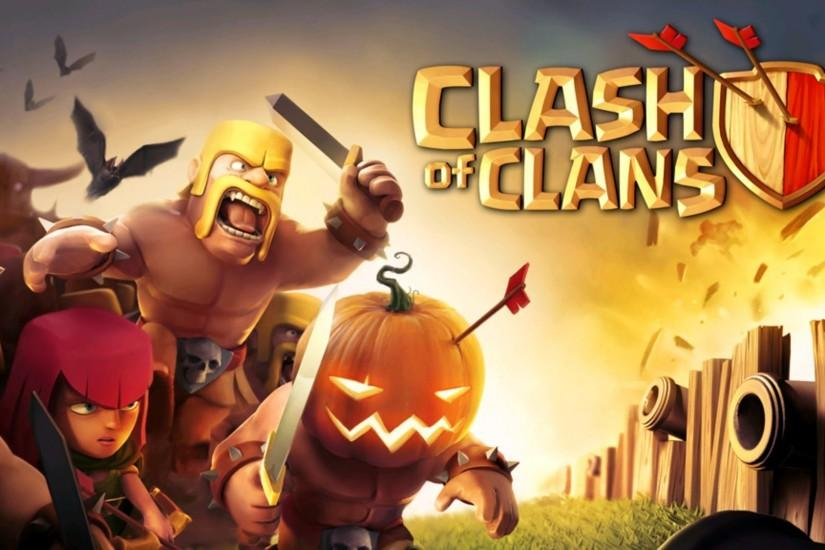 large clash of clans wallpaper 1920x1080 htc