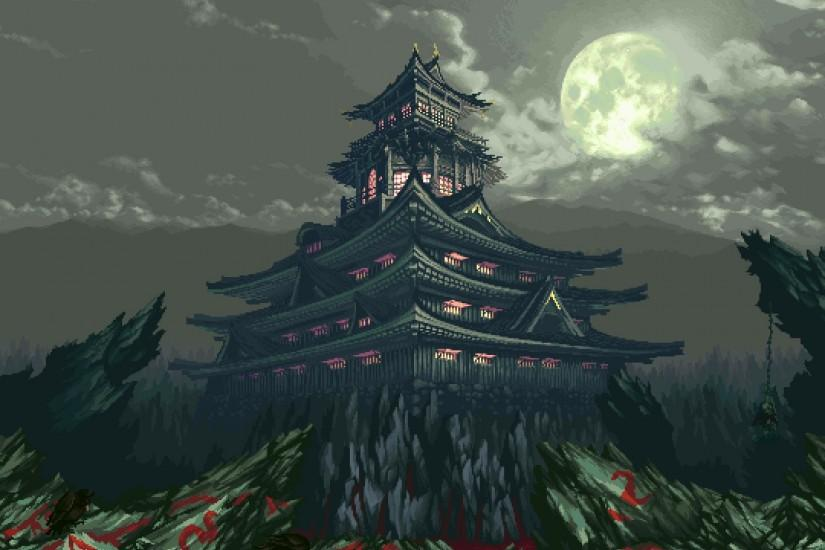 cool pixel art wallpaper 1920x1080