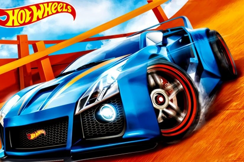 Hot Wheels Stunt Track Driver : Games for Kids