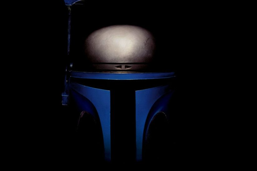 Movie - Star Wars Jango Fett Helmet Wallpaper