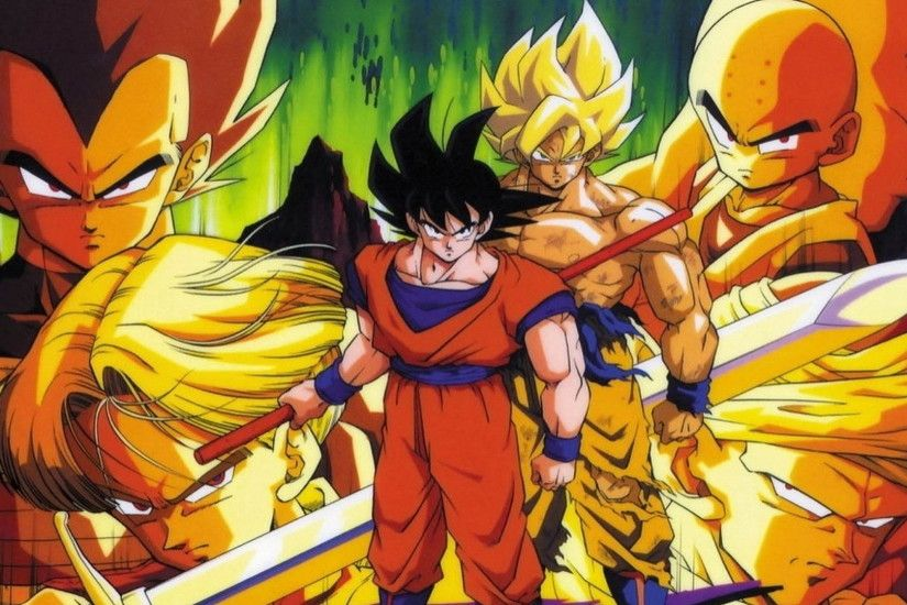 ... Anime Dragon Ball Z Wallpaper.