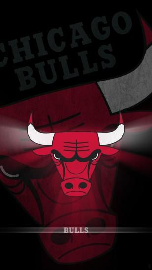 Chicago Bulls iPhone Wallpapers Free Download.