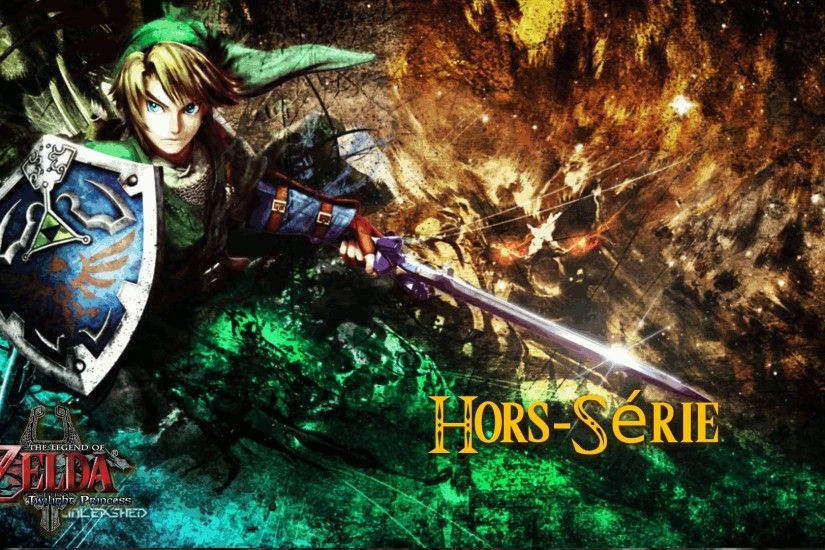 The Legend of Zelda Twilight Princess - Hors-Série : Loup dorée, Grand  carquois et Œil de faucon - YouTube