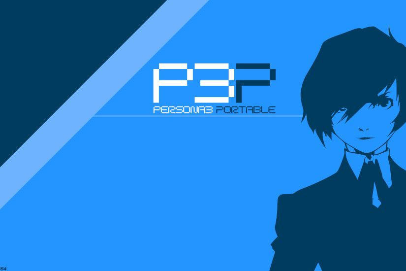 ... Persona 3 Portable - Maletag Wallpaper by alexisrose1454