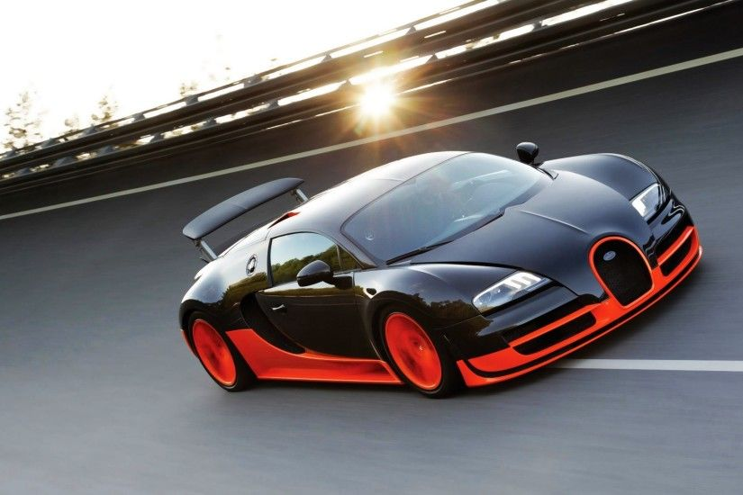 Red and Black Bugatti Veyron Wallpaper – black and red bugatti veyron