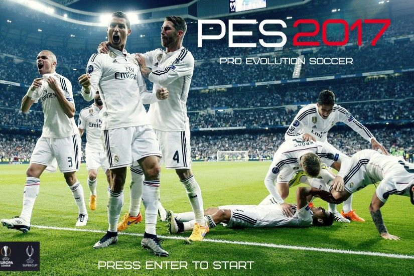 PES 2018 Real first official gameplay and trailer. Football is the best  game in the planet