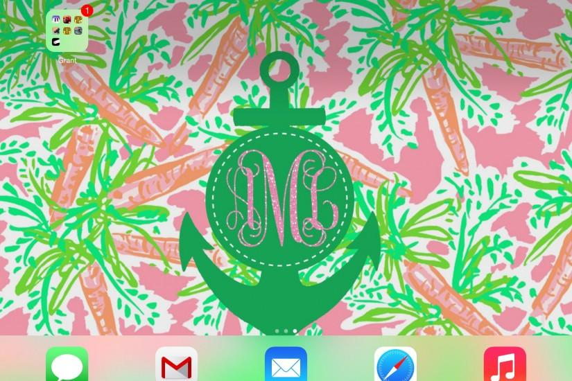 By Annaleisa M #lillypulitzer #anchor