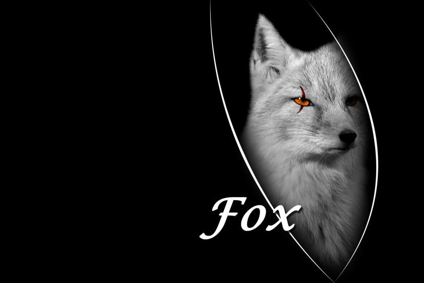 large fox wallpaper 2560x1600