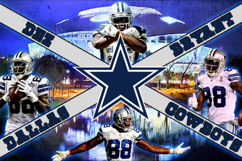 FREE NFL Dez Bryant Wallpaper - YouTube