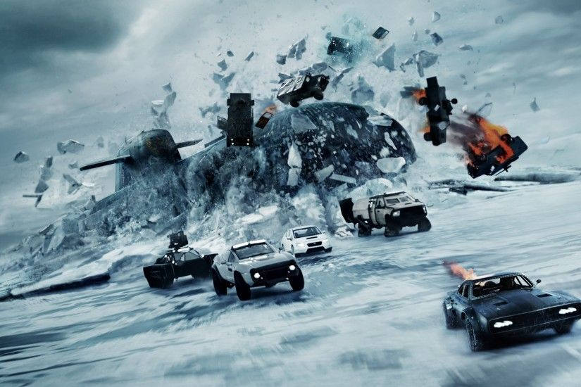 Movies / The Fate of the Furious Wallpaper