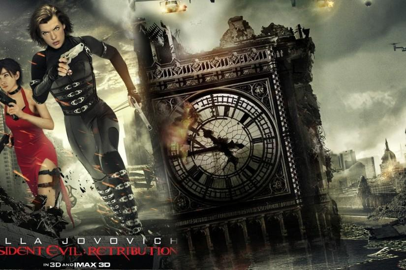 download free resident evil wallpaper 1920x1080