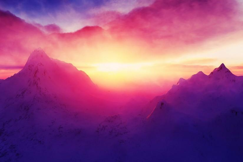 gorgerous sunrise background 2560x1440 for phones
