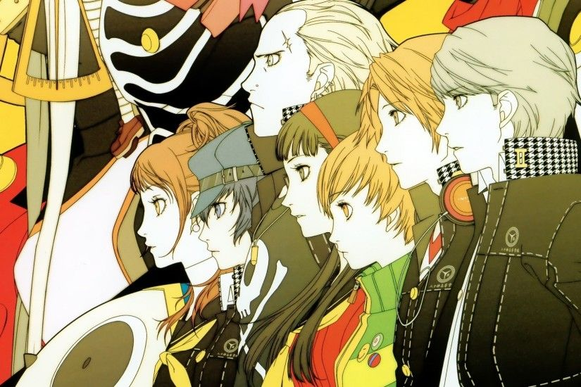 Persona 4: The Golden Duder Project (GB Crew as P4 characters) - Giant Bomb  | Favorite Celebs | Pinterest | Giant bomb