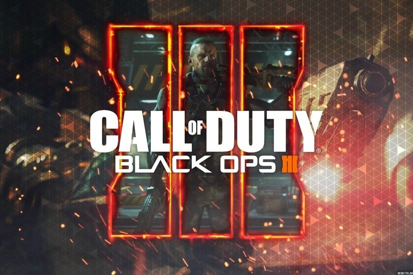 2016 Call Of Duty Black Ops 3 HD 2048x1152 Resolution