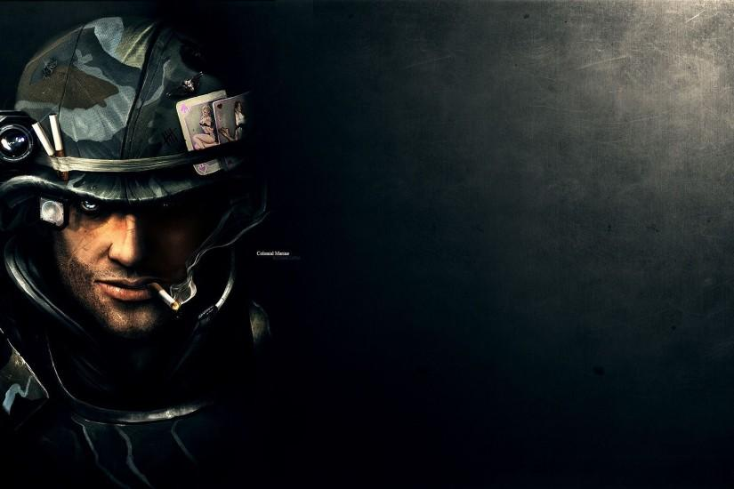 Marines Wallpaper Full HD #51274 - Ehiyo.